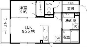 (仮)-D-room南浅井_201・301